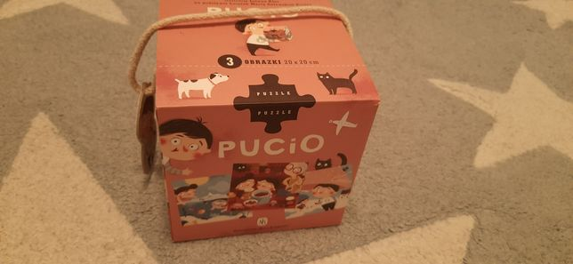 Pucio puzzle 3w1