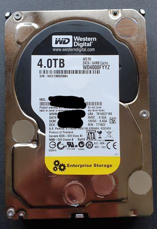 Disco WD 4TB Western Digital Entreprise Storage