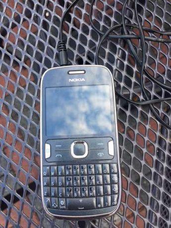 Nokia Asha 302 z klawiaturą QWERTY (sprawna)