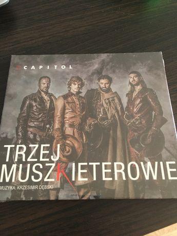 CD Trzej Muszkieterowie Zespół Teatru Capitol