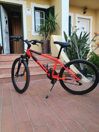 Bicicleta Btwin como Nova