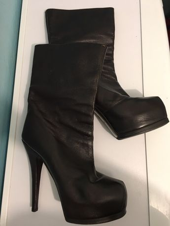 Женская обувь весна Yves Saint Laurent