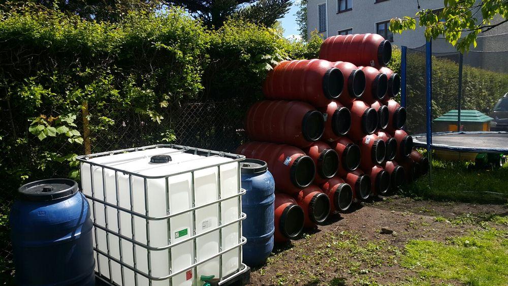 Zbiorniki 1000l beczki 220l czyste. Nowa dostawa Sierakowice - image 1