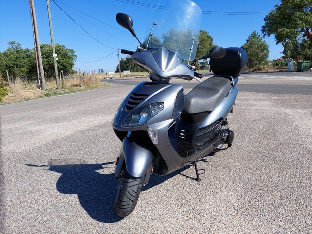 Scooter Jonway 125 4 tempos