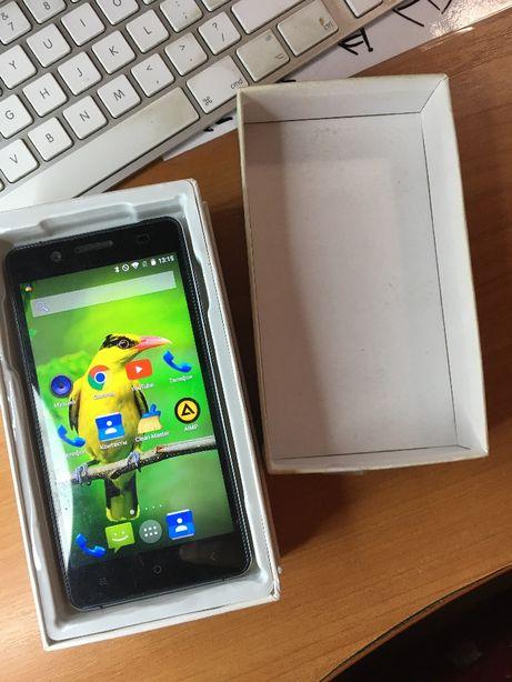 Keneksi Storm DS (android, телефон на 2 сим карты, сенсорный)