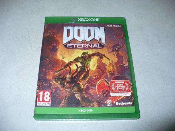 Doom na Xbox One