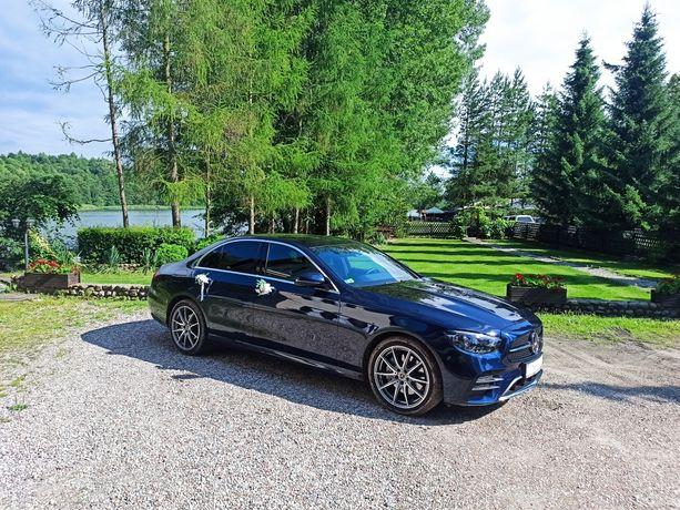 Auto do ślubu Mercedes E klasa wolne terminy lipiec i sierpień!
