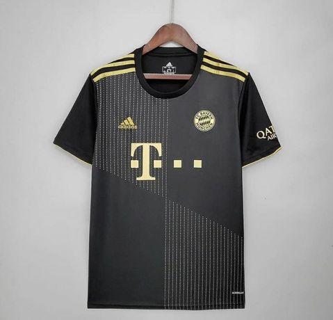 camisola do Bayern 2021/22 alternativa