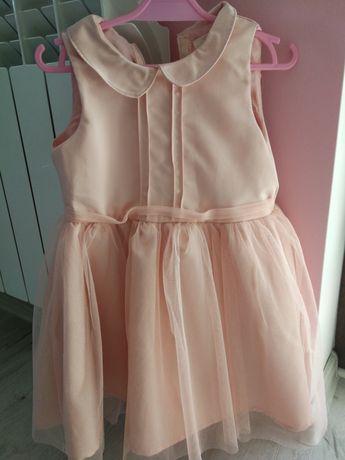 Sukienka tiulowa 110 święta elegancka