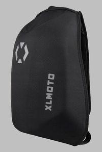 NOWY Plecak motocyklowy wodoodporny 24L sztywny skorupowy motor XLMOTO