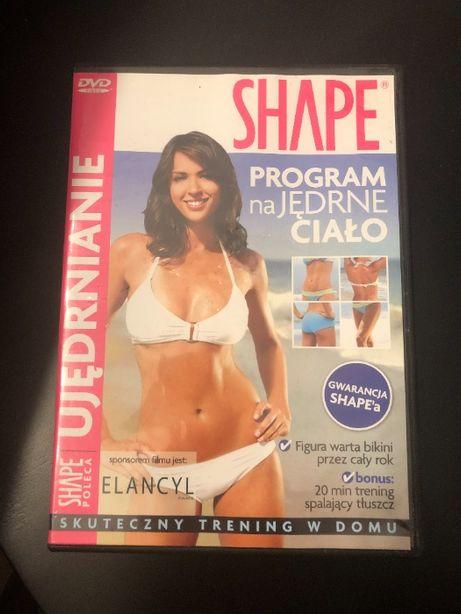 Ćwiczenia Program na jędrne ciało SHAPE