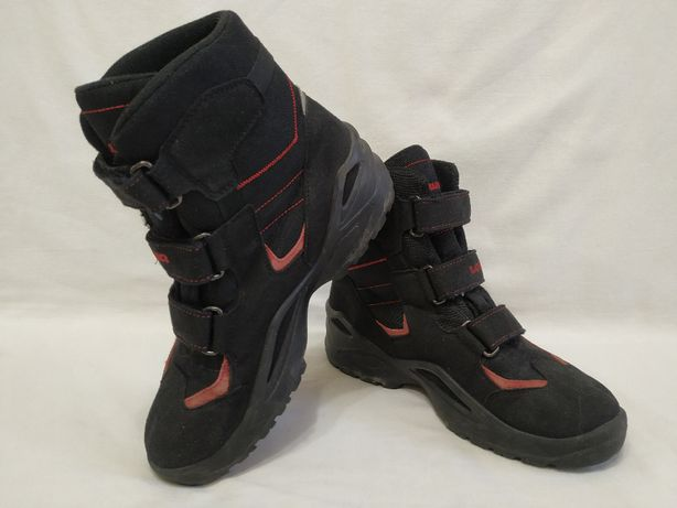 """Сапоги ботинки детские """"LOWA"""" Gore-Tex Размер EU-39(24,5 см)"""
