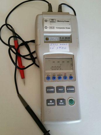 Medidor baterias