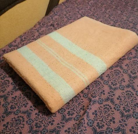 Байковое одеяло\покрывало\плед\для дачи,съемной квартиры,на природу