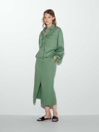Новая юбка Massimo Dutti!