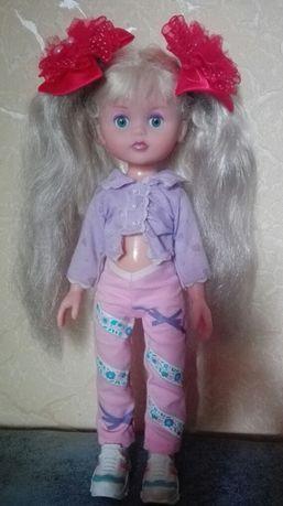 Кукла музыкальная 34 см
