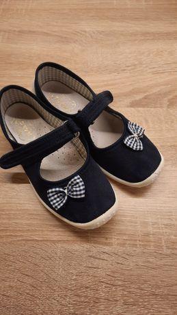Стильні сині туфельки