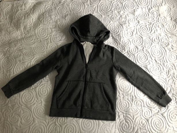 Bluza dziecięca z kapturem firmy H&M rozmiar 128 cm