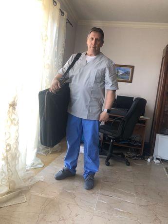 Massagista técnico de fisioterapia Sesimbra