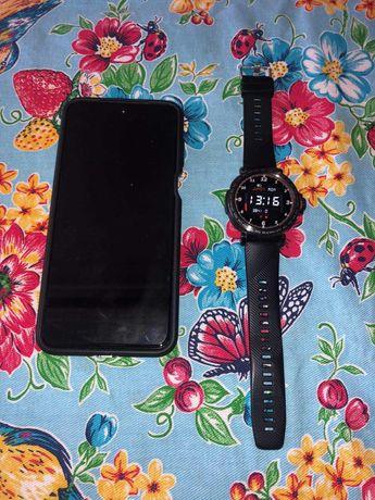 Xiaomi mi note 9s + smartwatch