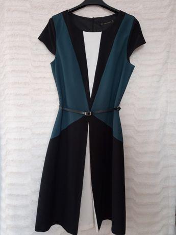 Oryginalna, unikatowa sukienka ZARA rozm. XS