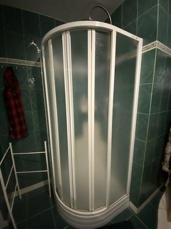 Kabina prysznicowa bateria prysznicowa brodzik kran zestaw rocha