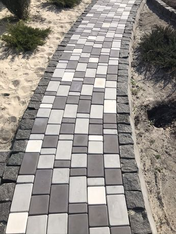 Тротуарная плитка Брук