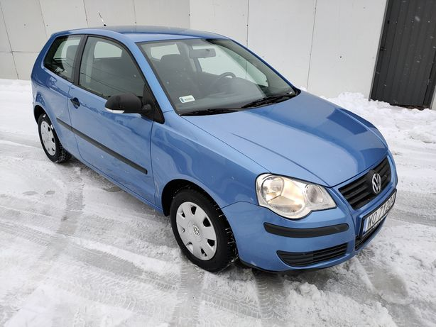 Volkswagen Polo 1.2b 2005r stan bdb!!