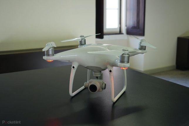 Phantom 4 drone funcional e em muito bom estado