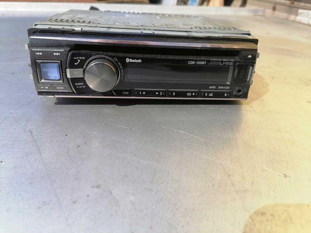 Radio Alpine CDE-133BT
