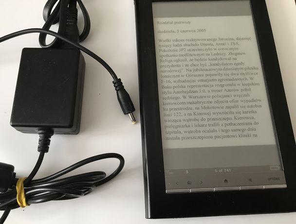 Sony PRS900 czytnik ebook elegancki z klasą biznesowy