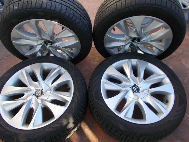 jantes 17 4x108 Et 27 Citroen C4 C5 Jumpy Xsara Xm Peugeot 307,308,207