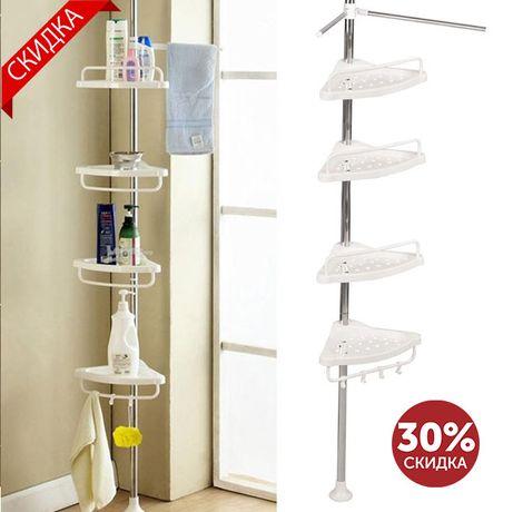 Угловая полка для ванной комнаты Multi Corner Shelf Original