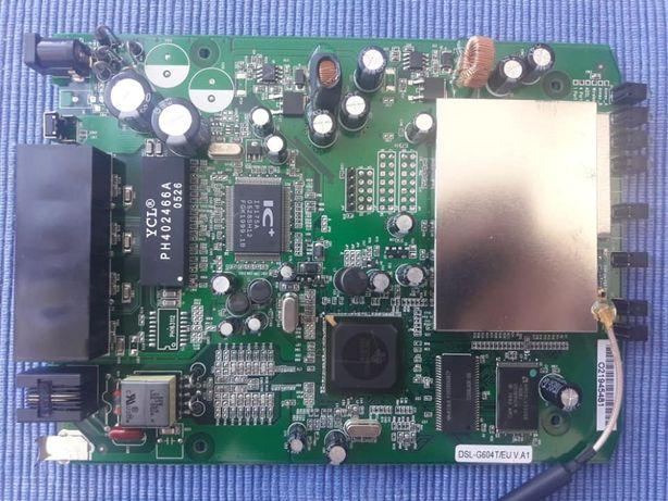 placa de moden/router