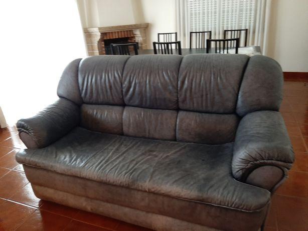 Vendo sofas em excelente estado