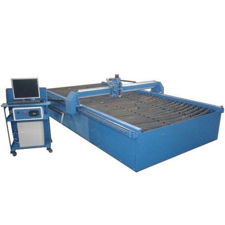 Станок плазменной резки TESLA CNC-CUT, LP 1540 х 3100 мм