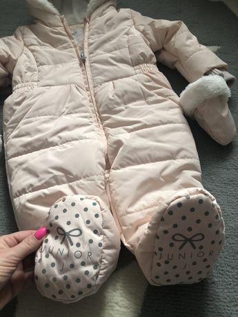 Kombinezon kurtka spodnie zimowy jesienny
