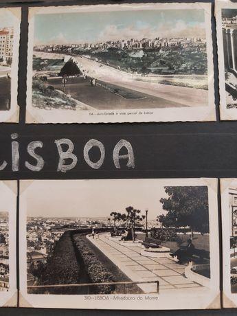 Postais antigos de Lisboa
