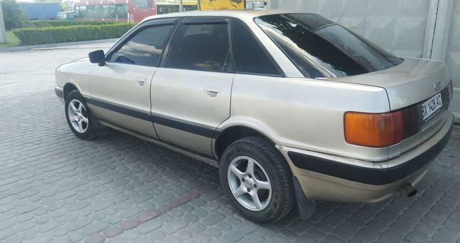 Audi 80 1.6  дизель