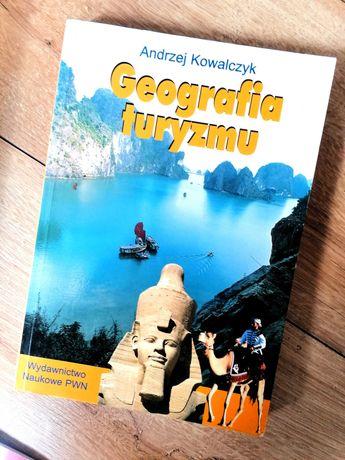 Geografia Turyzmu Kowalczyk Derek PWN podręcznik akademicki studia