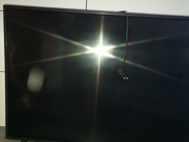 Smart TV LG para peças