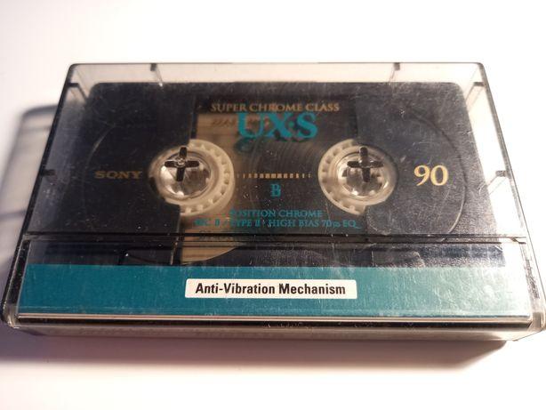 Kaseta magnetofonowa Sony UX-S 90