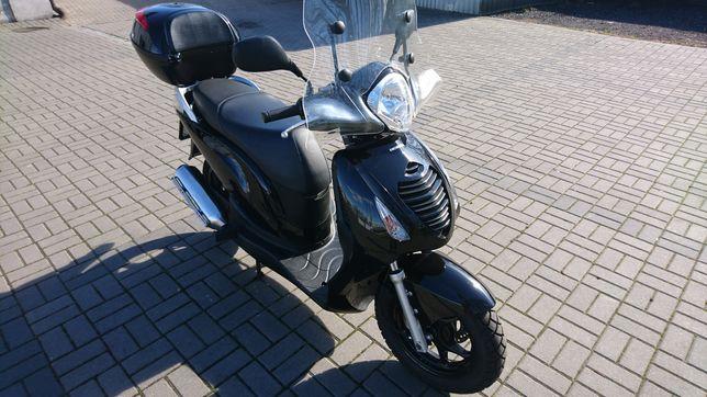 Honda ps fes 125 skuter (s-wing) raty raty