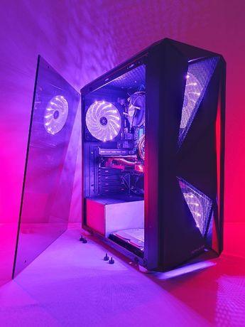 Игровой компьютер пк  760 GTX 2GB / 7870 2GB PHENOM 2 3200Mhz