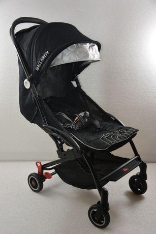 Wózek Spacerowy MACLAREN Atom Style czarny