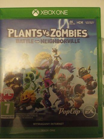Gra Xbox One Plants vs Zombies