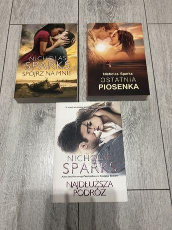 Książki Sparks
