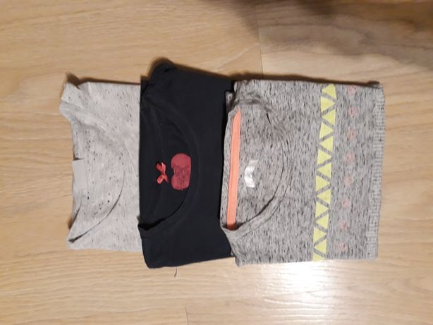 Sprzedam koszulki 140