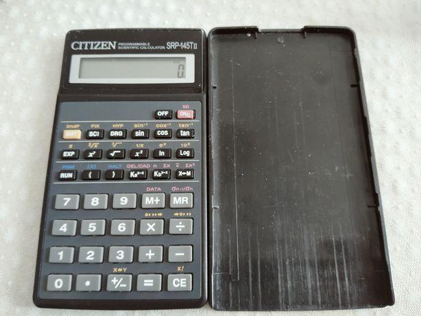 Калькулятор Citizen SRP-145T-II.
