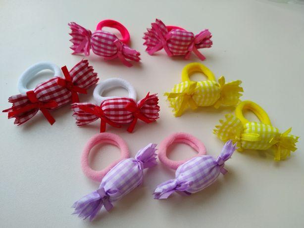 Гумки дитячі для волосся